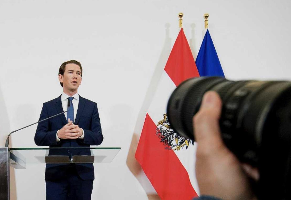 Rënia e Shtrahes në Austri  dobëson të djathtën ekstreme në Evropë